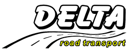Deltabn – Road Transport Logo